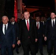 Başkan Erdoğan, Hafıza 15 Temmuz Müzesi'ni açtı