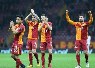 Galatasaraylı yıldızın menajeri İstanbul'da