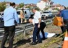 Tekirdağ'da kazada ölen amcasını gözyaşları içinde teşhis etti