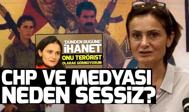 Canan Kaftancıoğlu'nun skandal açıklamalarına CHP ve medyası sessiz
