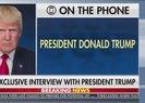 ABD Başkanı Trump canlı yayında öksürük krizine girince mikrofonunu sessize aldı