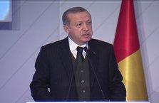 Erdoğan, D-8 Zirvesi'nde konuştu