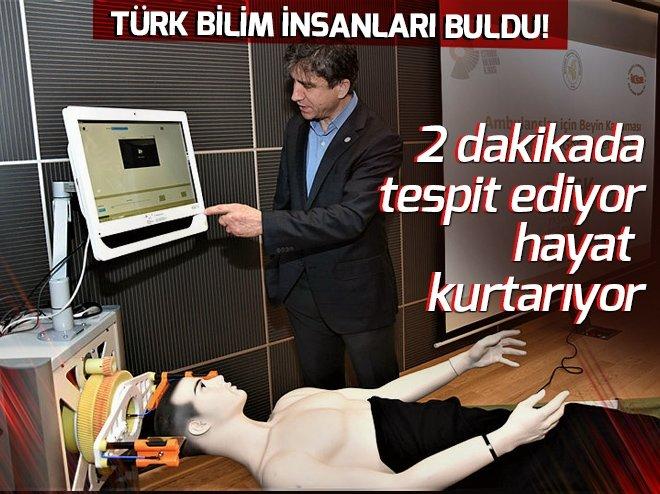 Türk bilim insanlarından çığır açan buluş!