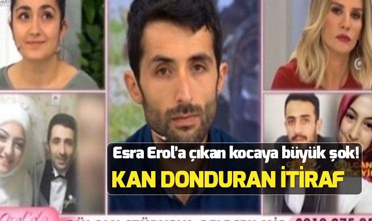 Esra Erol'a çıkan kocaya büyük şok! Kan donduran Gülcan Gürleyik olayı