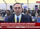 Başkan Erdoğan ile Yunanistan Başbakanı Miçotakis görüşmesi başladı