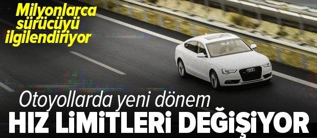 Son dakika: İçişleri Bakanı Süleyman Soylu açıkladı! Otoyollarda hız limitlerinin artırılması çalışması yapılıyor