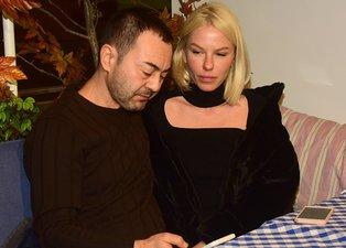 Serdar Ortaç Chloe Loughnan'ın ardından Seçil Gür ile aşkını böyle ilan etti: Çok mutluyuz