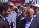 Ekrem İmamoğlunun işçi kıyımına İBB önünde protesto