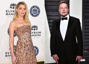 Elon Musk ve Amber Heard'ün asansör görüntüleri sızdırıldı
