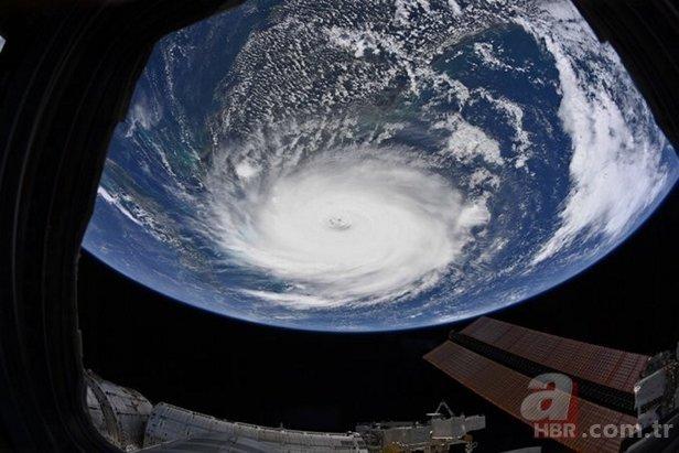 NASA, DORİAN KASIRGASI'NIN YENİ GÖRÜNTÜSÜNÜ YAYINLADI