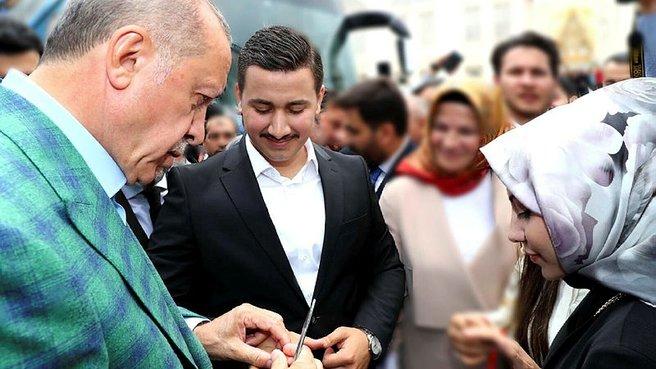 Başkan Erdoğan'dan15 Temmuz gazisine jest