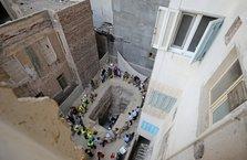 Mısır'da bulunan lahitin içinden lağım suyu çıktı
