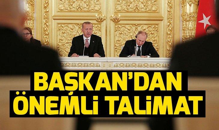 Son dakika: Başkan Erdoğan'dan Rusya'da açıklamalar