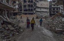 Esad rejiminin Doğu Guta'ya saldırılarında 17 sivil öldü