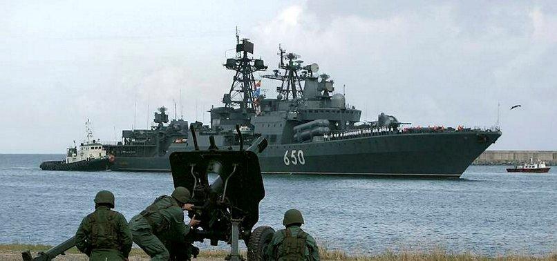 PUTİN AÇIKLADI: RUS SAVAŞ GEMİLERİ AKDENİZ'DE…