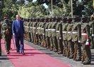 CUMHURBAŞKANI ERDOĞAN UGANDA'DA