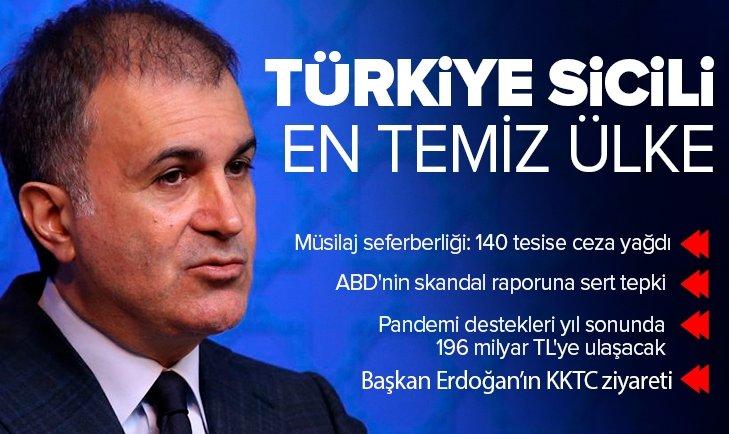 Son dakika: AK Parti MKYK Toplantısı | Ömer Çelik'ten önemli açıklamalar