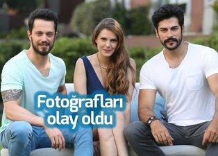 Aslı Enver ile Murat Boz'un sosyal medyayı sallayan fotoğrafı