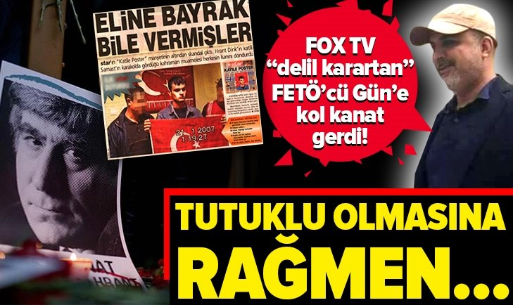 FOX TV, DELİL KARARTAN ERCAN GÜN'E KOL KANAT GERDİ!