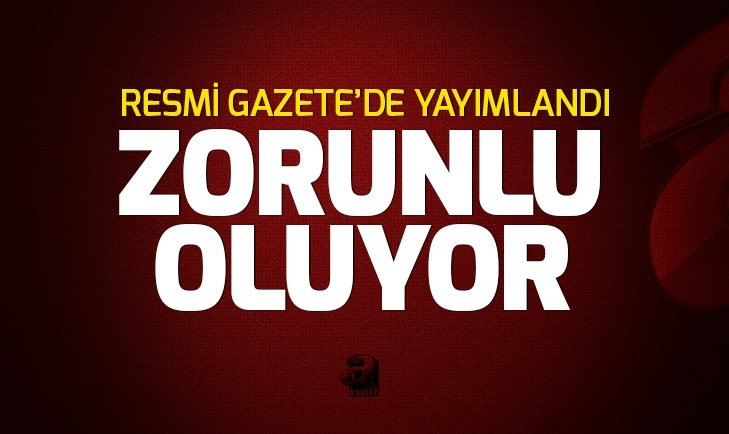 RESMİ GAZETE'DE YAYIMLANDI! TEBLİGATTA ELEKTRONİK DÖNEM BAŞLIYOR