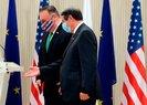 ABD Doğu Akdeniz konusunda rengini belli etti! Pompeodan skandal Türkiye açıklaması