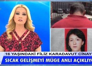 Müge Anlı'da araştırılan Filiz Karadavut cinayetinde flaş gelişme! 16 yıl sonra tutuklandı