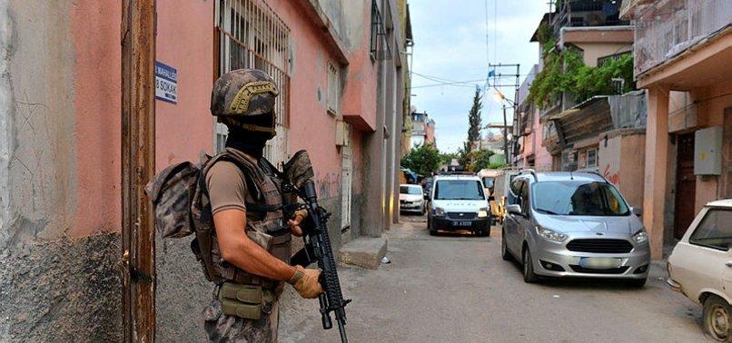 ADANA'DA PKK'YA OPERASYON: ÇOK SAYIDA GÖZALTI KARARI VAR