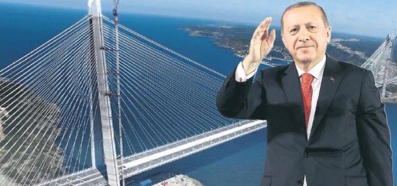Modern Türkiye'nin çılgın projesi