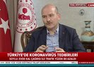 Otobüs seferleri durdurulacak mı? İçişleri Bakanı Süleyman Soyludan sokağa çıkma yasağı sorusuna yanıt |Video