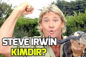 Steve Irwin kimdir? Google Stewe Irwin için özel doodle hazırladı! Timsah avcısı Steve Irwin nereli?