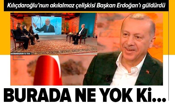 Kılıçdaroğlu'nun Doğu Akdeniz açıklamaları güldürdü