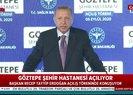 Son dakika: Başkan Erdoğan: Son dönemde artan vaka ve yoğun bakım sayısına rağmen sağlık sistemimiz dimdik ayaktadır