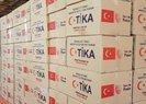 TİKA Tacikistan'da 1000 aileye gıda yardımı yaptı