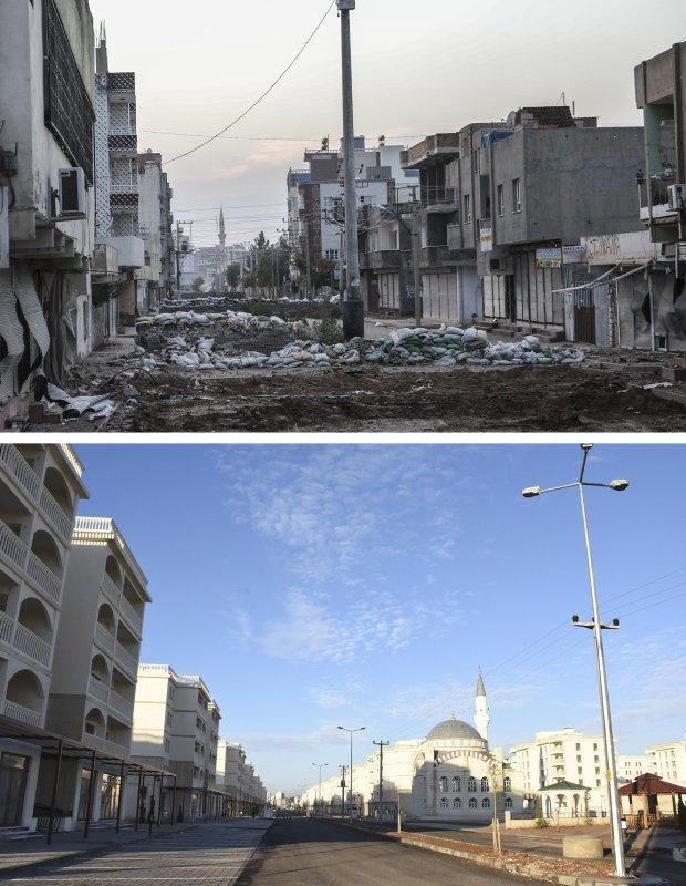 PKK yıktı! Devlet yeniden ayağa kaldırdı