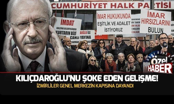 İZMİRLİLER CHP'Yİ PROTESTO ETTİ!
