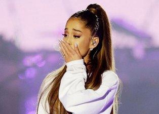 Ariana Grande sahne aldığı Coachella Festivali'nde saldırıya uğradı