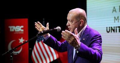New York Brooklyn Takva Mescidi kurucu İmamı Siraj Wahhaj'dan Başkan Erdoğan'a övgü