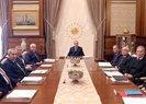 Başkan Erdoğan, Yüksek İstişare Kurulu toplantısına katıldı