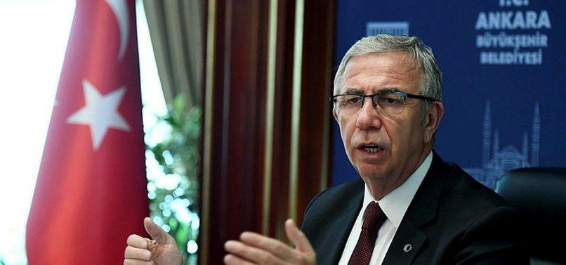 CHP'li Ankara Büyükşehir Belediyesi'nden bir rüşvet haberi daha: 500 bin lira vermezsen...