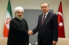 Erdoğan ve Ruhani, Barzani referandumunu değerlendirdi