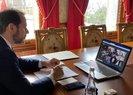 Son dakika: Hazine ve Maliye Bakanı Berat Albayrak'tan FİKKO toplantısı: Gerekli adımları atmaya devam edeceğiz