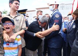 Sakarya'daki patlamada şehit düşen şehitlerimize acı veda! Gözyaşları sel oldu