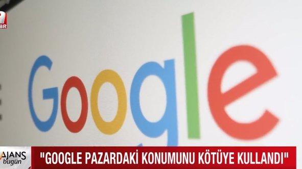 Google'a 130 milyon euroluk ceza