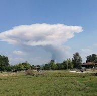 Sakaryada havai fişek fabrikasında patlama! Olay yerinden ilk görüntüler