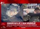 Son dakika | Azerbaycandan Ermenistana büyük darbe! İki SU-25 uçağı düşürüldü