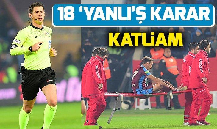 Trabzonspor: Halil Umut Meler kasıtlı kararlar verdi