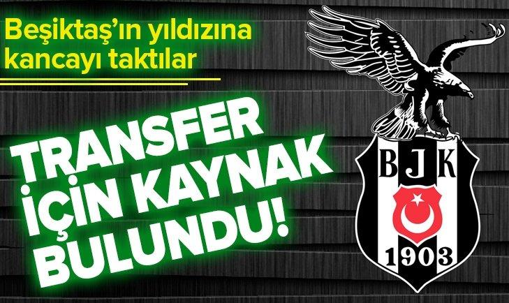 BEŞİKTAŞ'IN YILDIZINA KANCAYI TAKTILAR!