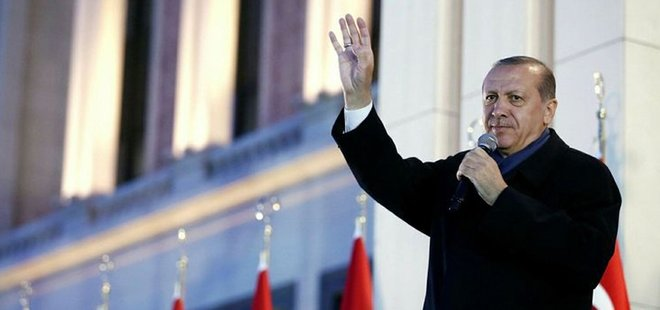 AVRUPA'DA NAZİZM ERDOĞAN'A KARŞI HORTLADI