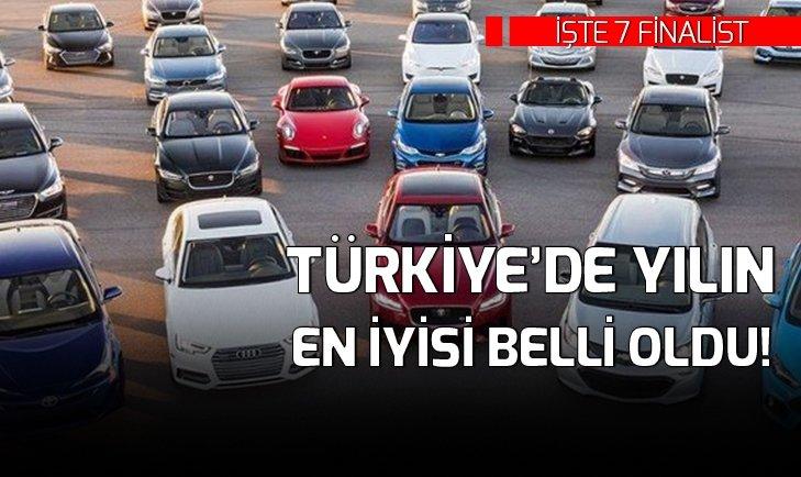 YILIN OTOMOBİLİ İÇİN 7 FİNALİST BELLİ OLDU