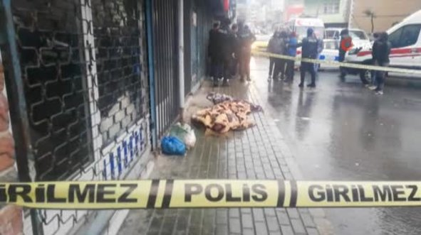 İstanbul'da esrarengiz ölüm!